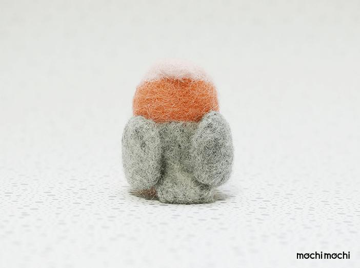 mochimochi羊毛ワークショップ「モモイロインコ」を作ろう!